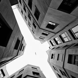 Dark City  by Arro FineArt