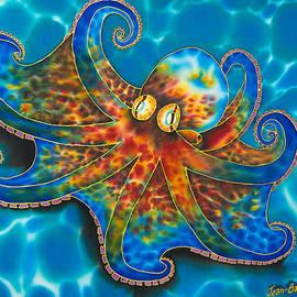 Caribbean Octopus by Daniel Jean-Baptiste