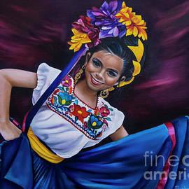 Dancer by Barbara Rivera