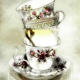3 Friends Came For Tea by CJ Anderson