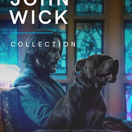 John Wick Collection by Geek N Rock