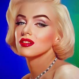 Lady Monroe 2 by Karen Showell