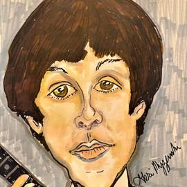 Paul McCartney by Geraldine Myszenski