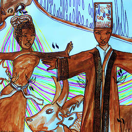 Kintu and Nambi Ggulu Bids Them Farewell by Gloria Ssali