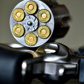 357 MAG Cylinder  by Michael Morse
