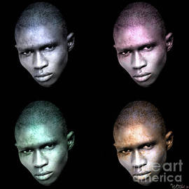 4 Faces of Cabral by Walter Neal