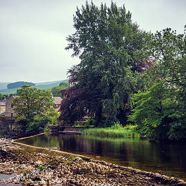 River Wharfe by Svetlana Sewell