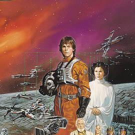 Star Wars 1977 by Geek N Rock