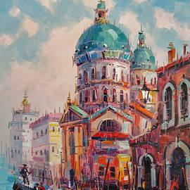 Venice by Narek Qochunc