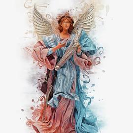 Guardian Angel by Ian Mitchell