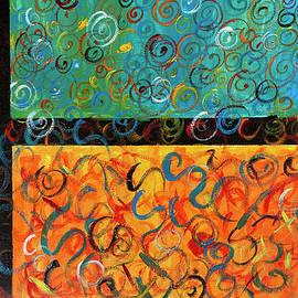 5 Spaces by Rita Vidigal