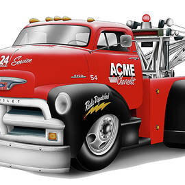 54 Coe by Lyle Brown