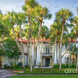 605 W Venice Ave, Venice, Florida, Painterly by Liesl Walsh