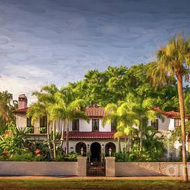 613 W Venice Ave, Venice, Florida, Painterly by Liesl Walsh
