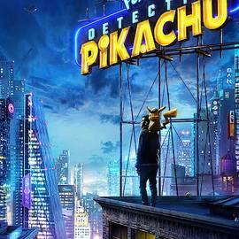Pokemon Detective Pikachu  by Geek N Rock
