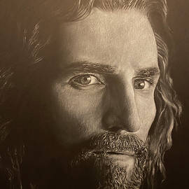 Jesus by Ust Art