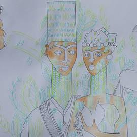 Kintu and Nambi Nambi Looks Back by Gloria Ssali