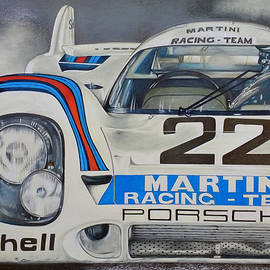 917 Le Mans by Nicky Chiarello