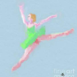 A Ballerina by Arlene Babad