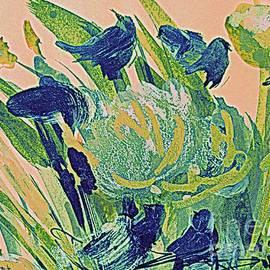 A Bevy of Bluebirds by Nancy Kane Chapman