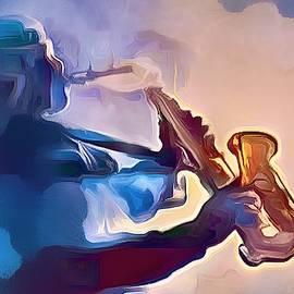 A Bit of Jazz by Wayne Pascall
