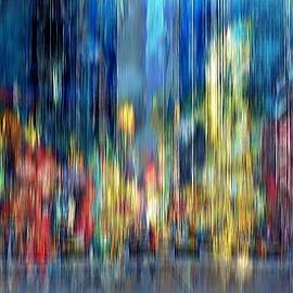 A Blur of Memories by David Manlove