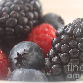 A Bowl of Beautiful Berries by Stephen Thomas