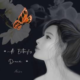 A Butterfly Dream by Ammi Fong