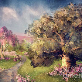 A Chilly Spring Morning by Lois Bryan