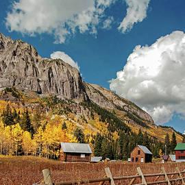A Colorado Ranch in Autumn by John Bartelt