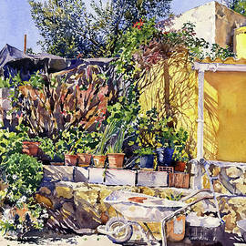 A Colourful Corner Of Alhabia by Margaret Merry