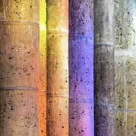 A concrete rainbow by DoMaxPh