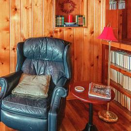 A Cozy Corner by Marcy Wielfaert