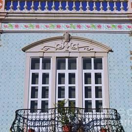 A Fancy Facade In Faro, Portugal by Poet's Eye