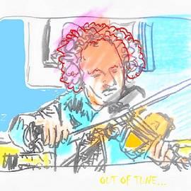 A Fine Fiddler by Samuel Zylstra