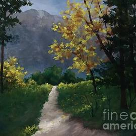 A Forest Path 1... So Inviting by Danett Britt