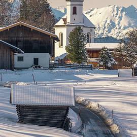 A German Winter 2 by Henk Meijer Photography