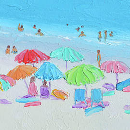 A Hampton Beach Summer by Jan Matson