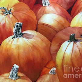 A Horde of Pumpkins by Bonnie Young