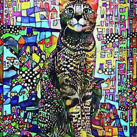 A Kitty in the City by Peggy Collins