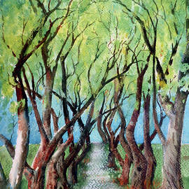 A Lane with Irish Roots by Janice Sobien