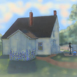 A Little Country Home by Angela Davies