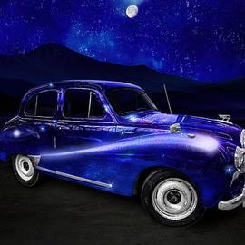 A Little Night Drivin' by Chrystyne Novack