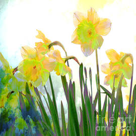 A Little Water on My Spring by Beverly Guilliams