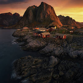 A Lofoten Islands Classic by Tor-Ivar Naess