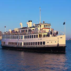 A Lord Hornblower Dinner Cruise, San Diego, CA, USA by Derrick Neill