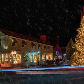 A Maine Christmas by Joann Vitali