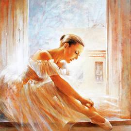 A new day Ballerina dance by Vali Irina Ciobanu