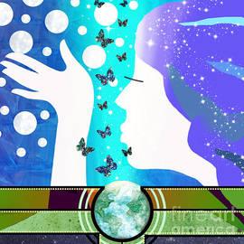 A New World Order by Diamante Lavendar