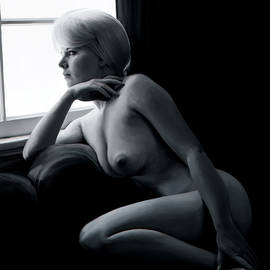 A Nude Outlook by Shelby